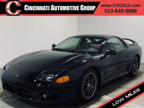 1998 Mitsubishi 3000GT for sale at Cincinnati Automotive Group in Lebanon OH