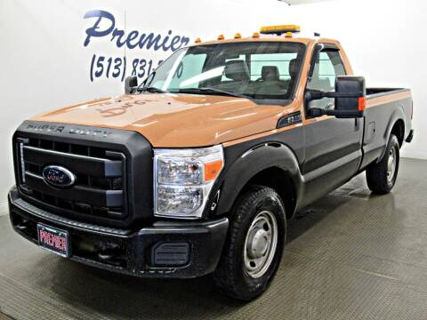 2016 Ford F-250 Super Duty for sale at Premier Automotive Group in Milford OH