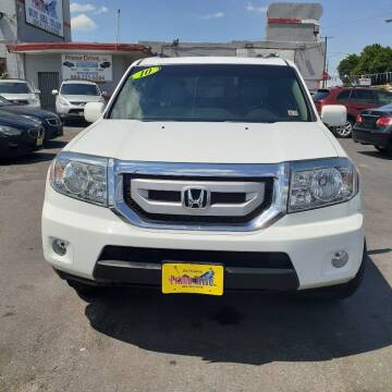 2010 Honda Pilot for sale at Prime Drive Inc in Richmond VA