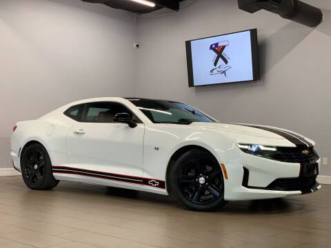 2019 Chevrolet Camaro for sale at TX Auto Group in Houston TX