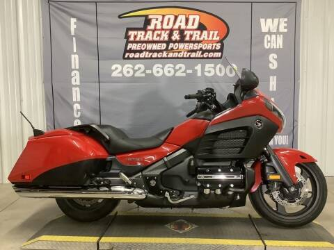 2013 Honda Gold Wing F6B for sale at Road Track and Trail in Big Bend WI