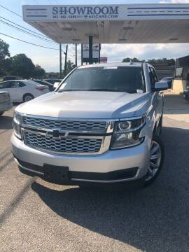 2015 Chevrolet Tahoe for sale at Showroom Auto Sales of Charleston in Charleston SC