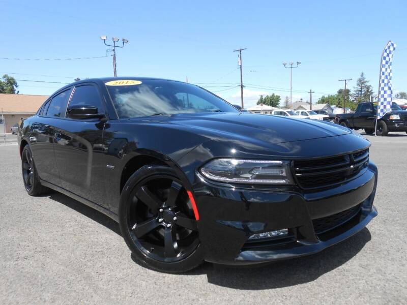 2015 Dodge Charger for sale at McKenna Motors in Union Gap WA