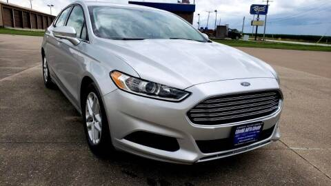 2016 Ford Fusion for sale at Crowe Auto Group in Kewanee IL