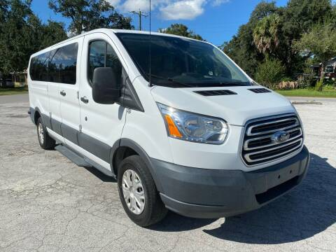 2016 Ford Transit Passenger for sale at Consumer Auto Credit in Tampa FL
