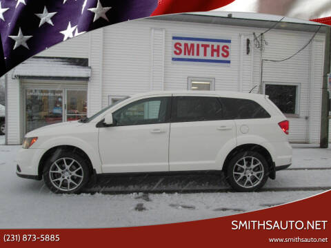 2015 Dodge Journey for sale at SmithsAuto.net in Hart MI