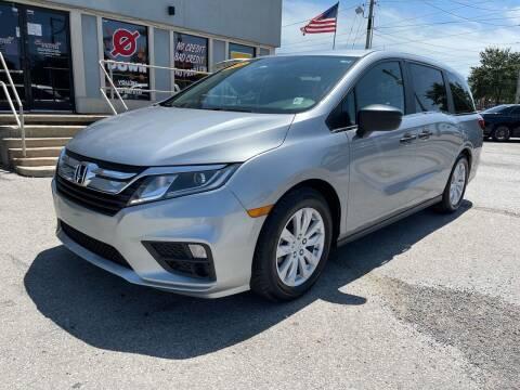 2020 Honda Odyssey for sale at Bagwell Motors Springdale in Springdale AR