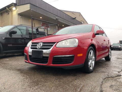 2008 Volkswagen Jetta for sale at Six Brothers Auto Sales in Youngstown OH