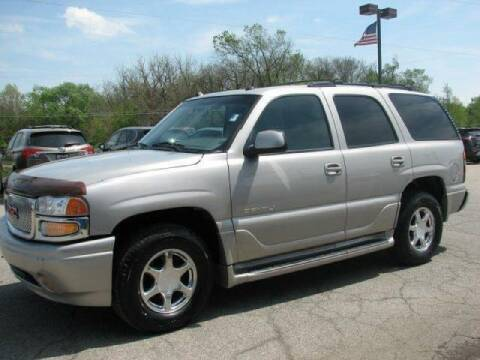 2005 GMC Yukon for sale at Fletcher Auto Sales in Augusta GA