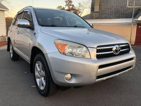 2008 Toyota RAV4 for sale at Dracut's Car Connection in Methuen MA