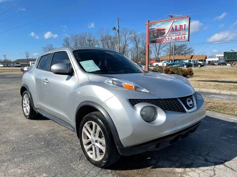 2011 Nissan JUKE for sale at Albi Auto Sales LLC in Louisville KY