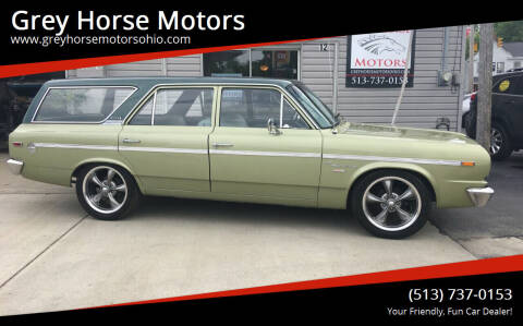 1968 AMC Rambler for sale at Grey Horse Motors in Hamilton OH