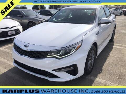 2020 Kia Optima for sale at Karplus Warehouse in Pacoima CA