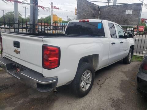 2014 Chevrolet Silverado 1500 for sale at C.J. AUTO SALES llc. in San Antonio TX