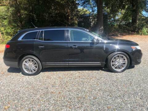 2013 Lincoln MKT for sale at Venable & Son Auto Sales in Walnut Cove NC