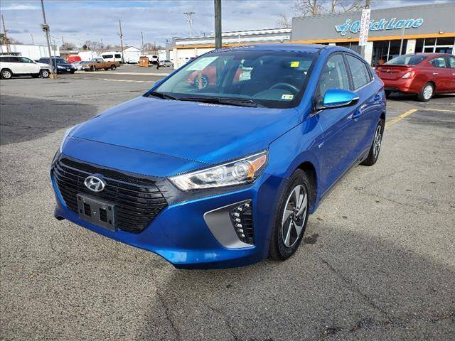 2017 Hyundai Ioniq Hybrid for sale at Auto Connection in Manassas VA