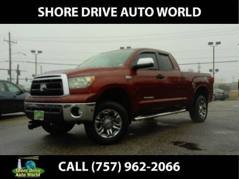 2010 Toyota Tundra for sale at Shore Drive Auto World in Virginia Beach VA