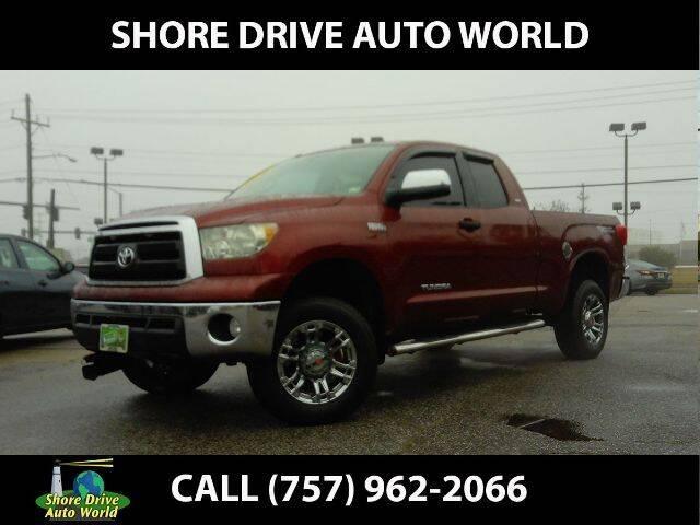 2010 Toyota Tundra for sale at Shore Drive Auto World in Virginia Beach VA