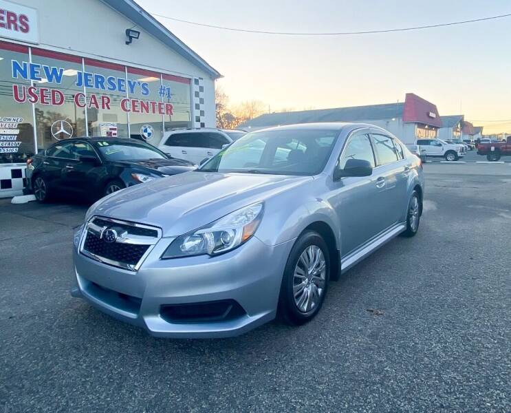 2013 Subaru Legacy for sale at Auto Headquarters in Lakewood NJ