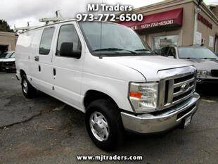 2010 Ford E-Series Cargo for sale at M J Traders Ltd. in Garfield NJ