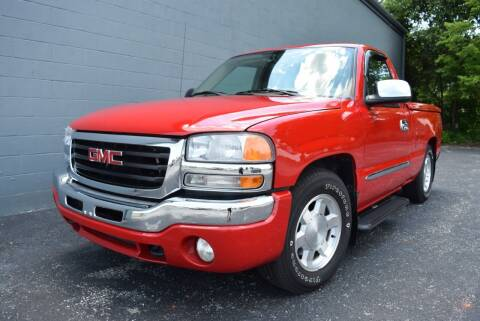 2006 GMC Sierra 1500 for sale at Precision Imports in Springdale AR