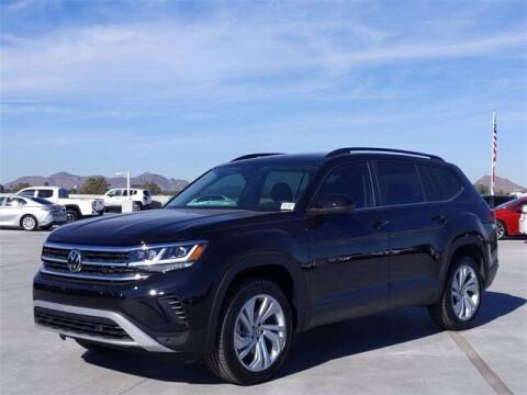 2021 Volkswagen Atlas for sale at Camelback Volkswagen Subaru in Phoenix AZ