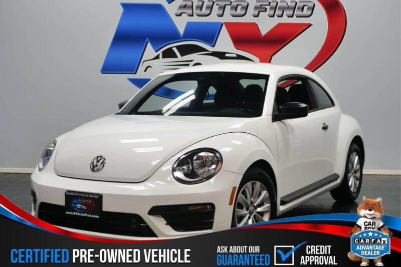 2017 Volkswagen Beetle for sale in Massapequa, NY