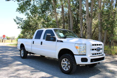 2016 Ford F-350 Super Duty for sale at Northwest Premier Auto Sales in West Richland WA