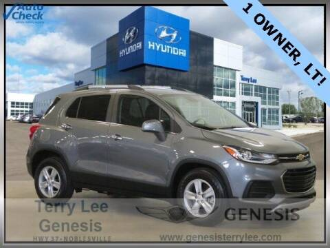 2019 Chevrolet Trax for sale at Terry Lee Hyundai in Noblesville IN