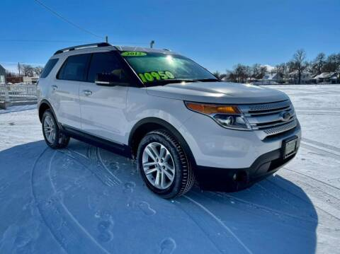 2012 Ford Explorer for sale at Island Auto Express in Grand Island NE