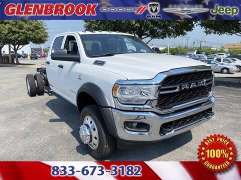 2021 RAM Ram Chassis 4500 for sale at Glenbrook Dodge Chrysler Jeep Ram and Fiat in Fort Wayne IN