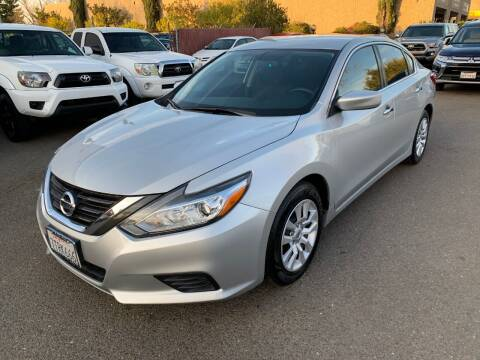 2016 Nissan Altima for sale at C. H. Auto Sales in Citrus Heights CA