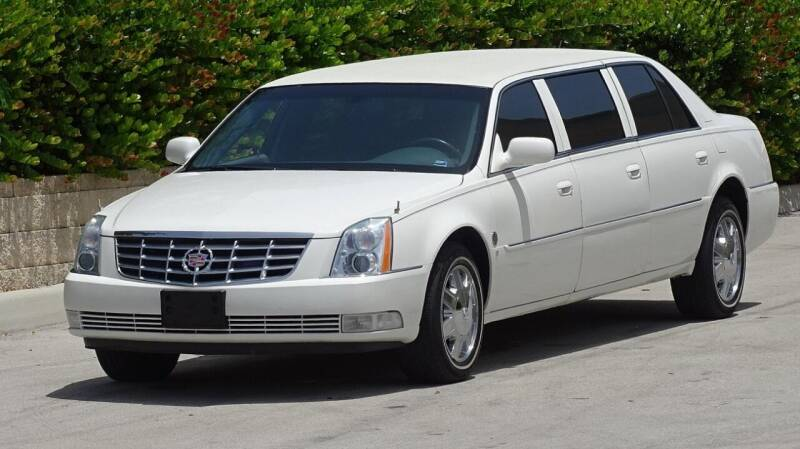 2007 Cadillac Deville Professional for sale at Premier Luxury Cars in Oakland Park FL