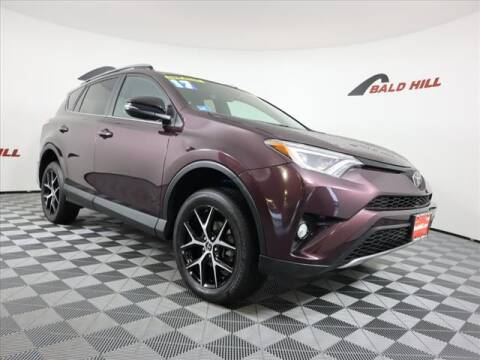 2017 Toyota RAV4 for sale at Bald Hill Kia in Warwick RI