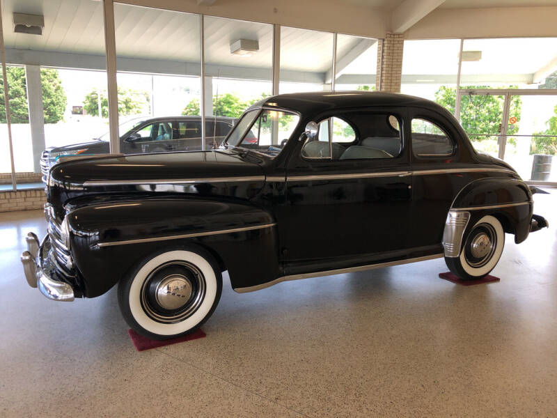 1948 Ford Deluxe for sale at Haynes Auto Sales Inc in Anderson SC