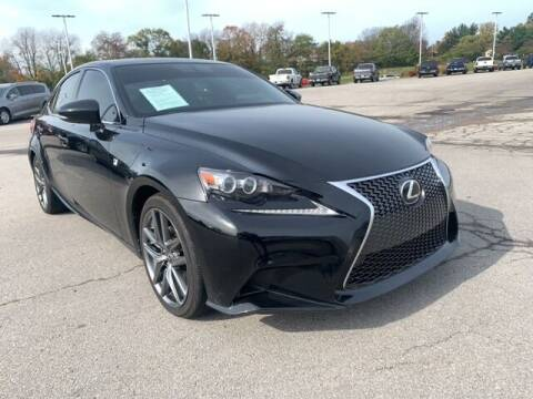 2015 Lexus IS 250 for sale at Mann Chrysler Dodge Jeep of Richmond in Richmond KY