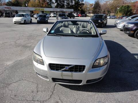 2009 Volvo C70 for sale at HAPPY TRAILS AUTO SALES LLC in Taylors SC