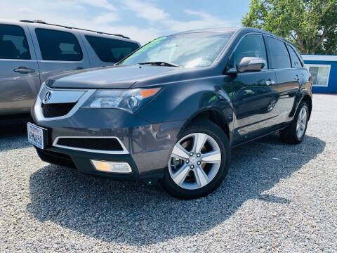 2011 Acura MDX for sale at LA PLAYITA AUTO SALES INC in South Gate CA
