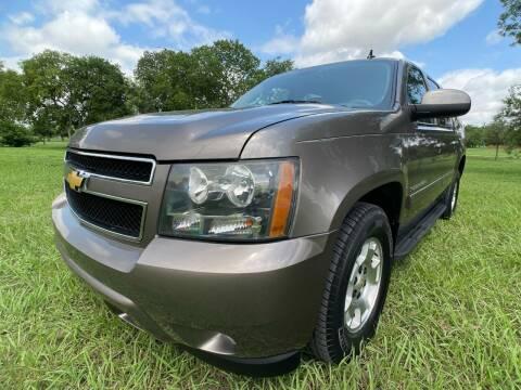 2013 Chevrolet Suburban for sale at Carz Of Texas Auto Sales in San Antonio TX