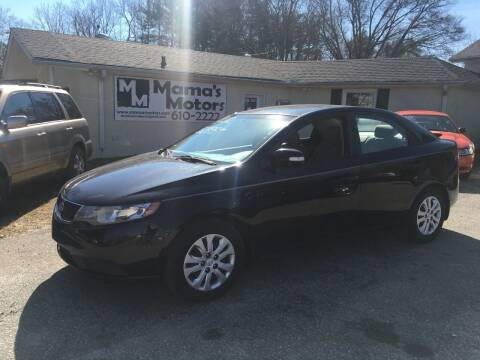 2010 Kia Forte for sale at Mama's Motors in Greer SC