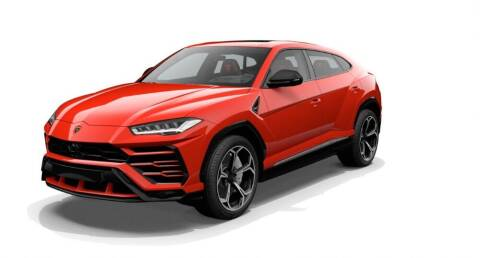 2019 Lamborghini Urus for sale at Bespoke Motor Group in Jericho NY