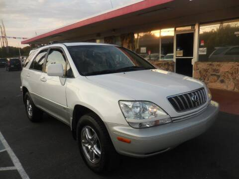 2001 Lexus RX 300 for sale at Auto 4 Less in Fremont CA
