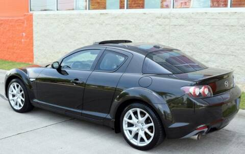 2011 Mazda RX-8 for sale at Raleigh Auto Inc. in Raleigh NC