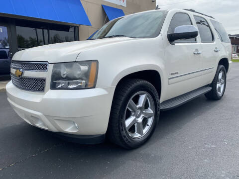 2011 Chevrolet Tahoe for sale at Craven Cars in Louisville KY