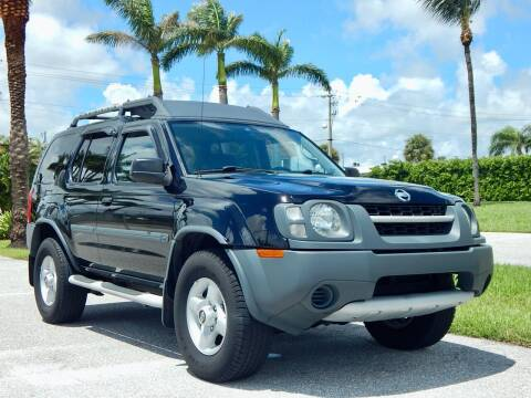 2002 Nissan Xterra for sale at VE Auto Gallery LLC in Lake Park FL