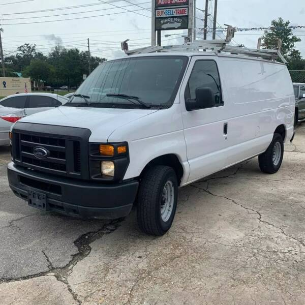 2009 Ford E-Series Cargo for sale at CARZ4YOU.com in Robertsdale AL