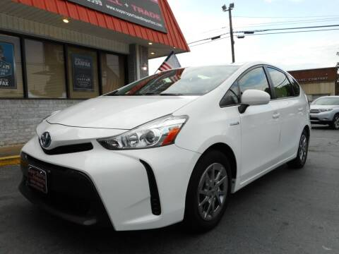 2015 Toyota Prius v for sale at Super Sports & Imports in Jonesville NC