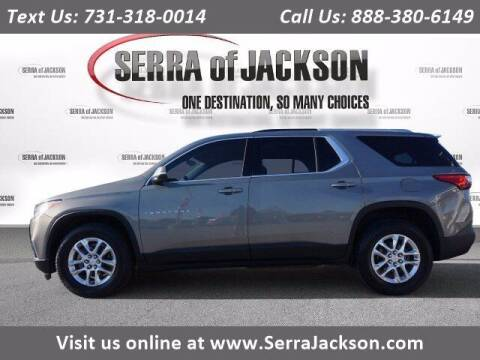 2018 Chevrolet Traverse for sale at Serra Of Jackson in Jackson TN
