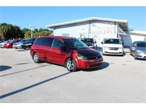 2007 Nissan Quest for sale at My Value Car Sales in Venice FL