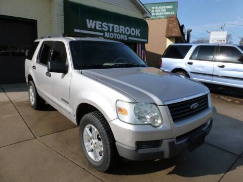 2006 Ford Explorer for sale at Westbrook Motors in Grand Rapids MI